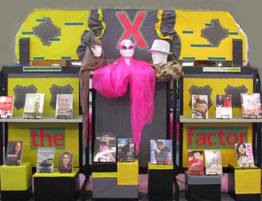 Creative Library Displays | Informed Teacher Librarianship | Scoop.it