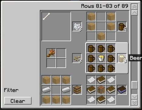 CraftGuide Mod 1.7.10/1.7.2/1.6.4 | Robertmine | Scoop.it
