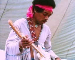 Jimi Hendrix Live at Woodstock: Historic Concert Captured on Film | Music, Theatre, and Dance | Scoop.it