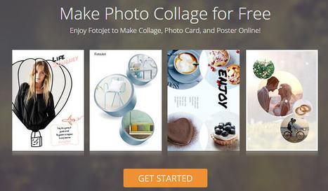 Tanárblog - Egy elég menő és egyszerű képszerkesztő - Fotojet   Táblagépek az oktatásban   Scoop.it