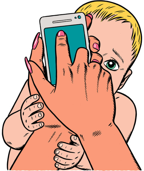 Your Phone vs. Your Heart - New York Times | Cognitive Neuroscience and Learning | Scoop.it