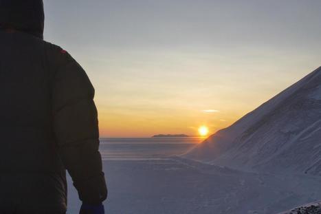 Breathtaking dawn finally breaks in Antarctica | Oceans and Wildlife | Scoop.it