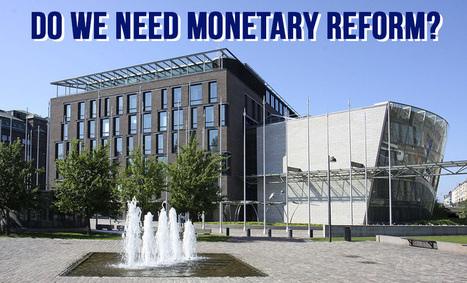 Finland: Parliament event on monetary reform paves the way for citizens' initiative | The Money Chronicle | Scoop.it