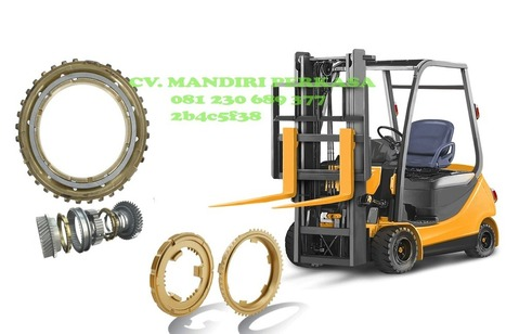 Ring Synchronize | sparepartforklift | Scoop.it