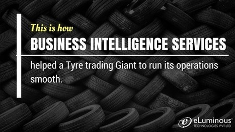 Business Intelligence Services for Tyre Trading Giant   PHP development Company   Scoop.it