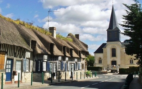 Tourgéville; the diary of a small Normandy village – Normandy Then and Now   Normandy Then and Now   Scoop.it