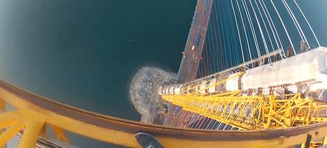 InfinityList – The Bridge on the Island Russkiy   Trabajos Verticales   Scoop.it