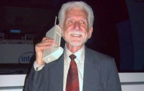 Hace 43 años se realizó la primera llamada desde un móvil | Mobile Technology | Scoop.it