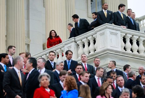 Election Brings Seasoned Politicians to Congress | Politicality | Scoop.it