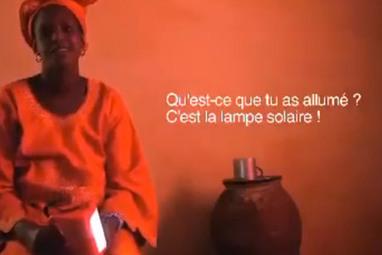 Une lampe solaire pour éclairer les pays du Sud   Ecologie & Environnement   Scoop.it