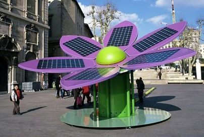 Shigeko Hirakawa: Solar Flower | Art Installations, Sculpture, Contemporary Art | Scoop.it