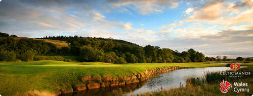 Celtic Manor Resort, in assoc. Government of Wales/Cymru