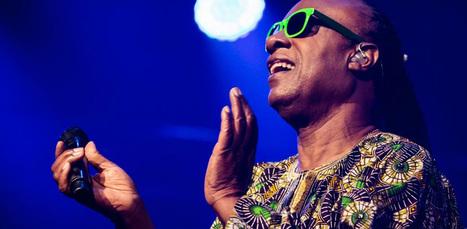 Et Stevie Wonder fit chavirer le Montreux Jazz Festival | Paper Rock | Scoop.it