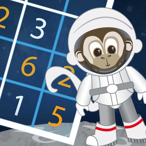 SudokuKids+ - A beautiful sudoku app for kids | 21st Century Homeschooling Apps | Scoop.it