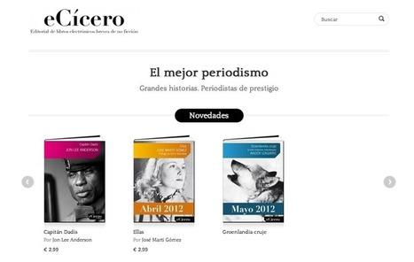 Nace editorial de libros electrónicos de periodismo (en español) | Angelesloga | Scoop.it