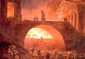 Arkhaiox | Arqueología y mundo antiguo: El incendio de Roma | Mundo Clásico | Scoop.it