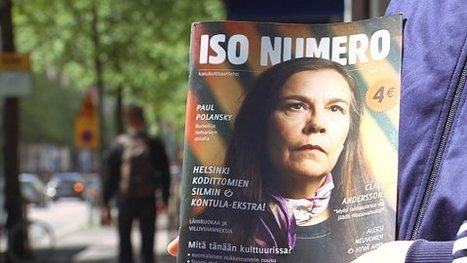 First Issue of Poverty Advocacy Publication Hits the Streets | Finland | Scoop.it
