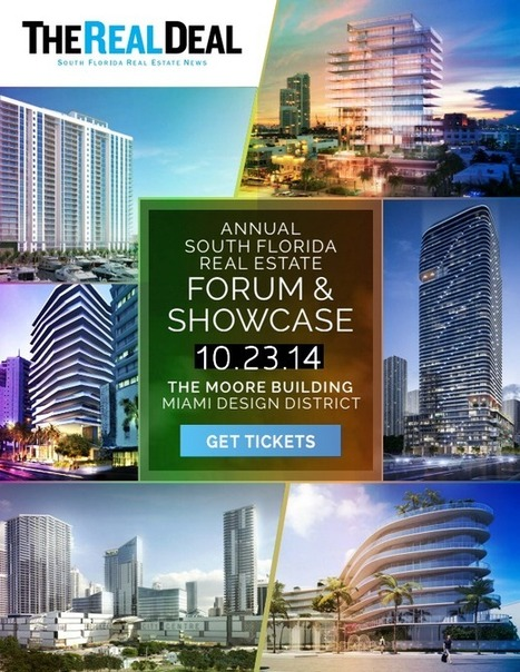South Florida condo showcase coming this fall | Real Estate Miami Florida | Scoop.it