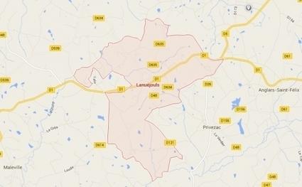 Accident à Lanuéjouls : un motard de 30 ans blessé - CentrepresseAveyron.fr | Accident deux roues motorisés | Scoop.it
