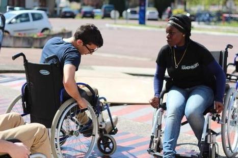 Handicap ENS Cachan on Twitter | ENS Cachan à la Une | Scoop.it
