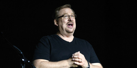 Pastor Rick Warren Massive Response To Son's Suicide | Sunday School Lesson & Book Reviews | Scoop.it