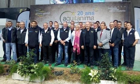 Aquitanima a 20 ans! | Agriculture Aquitaine | Scoop.it