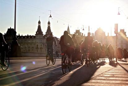 Søndag morgen cykling: at Copenhagenize | Denmark | Scoop.it