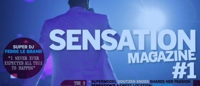 The very first iPad only Sensation magazine | Sensation | Netherlands | News | Digital Tablet Publishing | Scoop.it