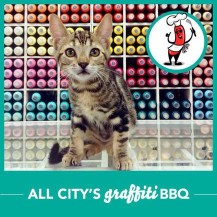 All City's Graffiti BBQ #43 | Rap , RNB , culture urbaine et buzz | Scoop.it