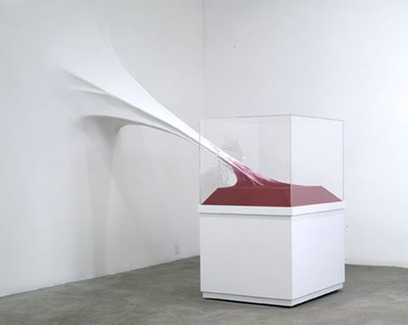 Artist John von Bergen - Installations | The Aesthetic Ground | Scoop.it
