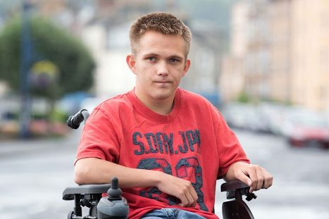 Disabled teenager left distraught after ScotRail employee refuses to set up ramp for him to board train | Accessible Travel | Scoop.it