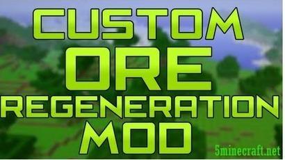 Custom Ore Generation: First Revival Mod 1.6.4/1.6.2 | Minecraft 1.7.4/1.7.2 | nwaf209 | Scoop.it