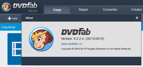 DVDFab 9.2.2.4 Crack Serial Key Download - Full Software Download | www.sarkarzone.com | Scoop.it