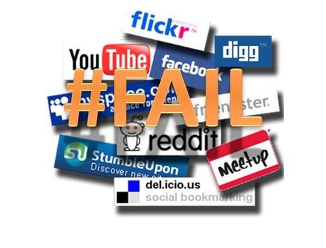 Social Media Marketing Mistakes to Avoid - Business 2 Community | Social Media Article Sharing | Scoop.it