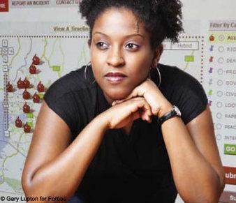 Ory Okolloh : Activiste et blogueuse, présidente de Google Afrique | Femmes africaines prospères | Scoop.it