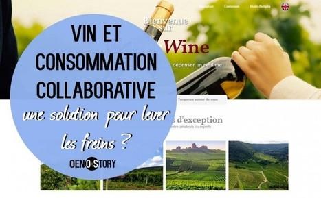 Vin et consommation collaborative | Oenotourisme et idées rafraichissantes | Scoop.it