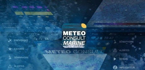 Météo Marine - Applications Android sur GooglePlay   Sailing and Regatta : Apps, SW & Tracking   Scoop.it