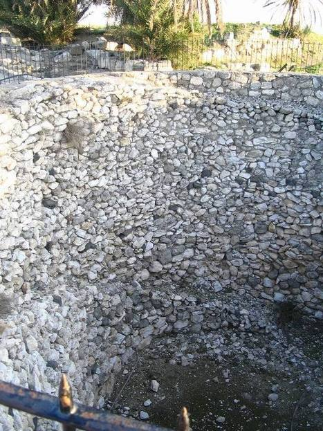 Tell Megiddo | historical sites in israel and biblical sources | Scoop.it