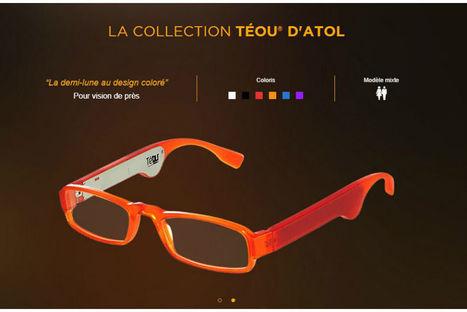 Les lunettes connectées Téou d'Atol arrivent en magasins [Vidéo] | Geeks | Scoop.it