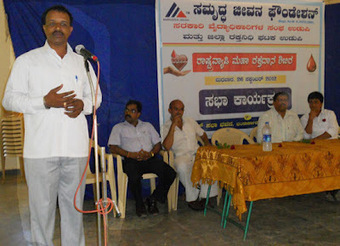 Blood Donation Camp Organized in Town by Samruddha Jeevana ... | Samrudha Jeevan Foundation | Scoop.it