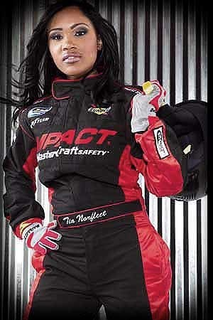 First Female Black Nascar Driver Sits Down with HoopsVibe - Hoopsvibe.com | Motorsport & Cars | Scoop.it