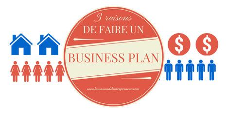 faut-il vraiment écrire un business plan ? 3 arguments pour être convaincu   La création d'entreprise   Scoop.it