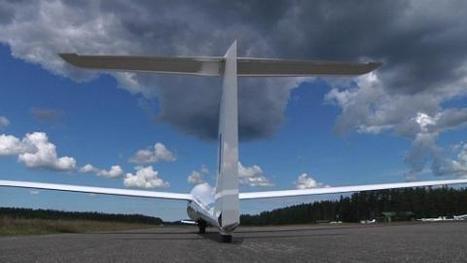 Gliders collide – one pilot dead | Finland | Scoop.it