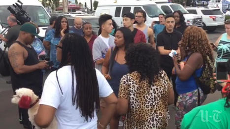 Fatal shooting of black man by El Cajon police sparks outrage, protests | Police Problems and Policy | Scoop.it