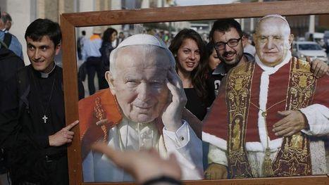 Canonisation de Jean XXIII et de Jean-Paul II : la fin de Vatican II ? | Tout le web | Scoop.it