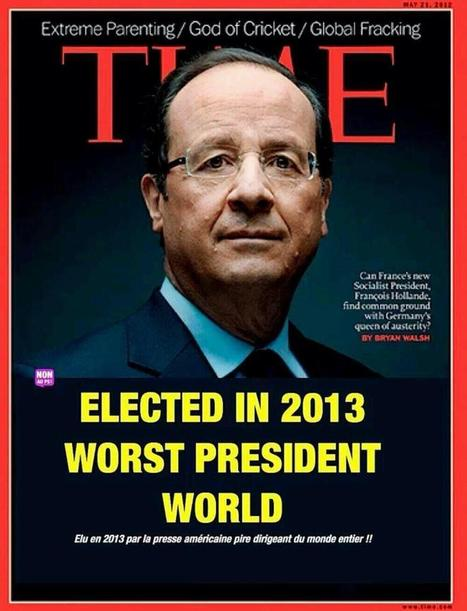 Hollande N°1 | Epic pics | Scoop.it