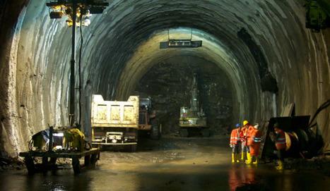 (IT) (PDF) - Illuminazione e sicurezza sul lavoro durante lo scavo di gallerie stradali e ferroviarie | Enrico Picchiotti e Massimo Rizzo | Glossarissimo! | Scoop.it
