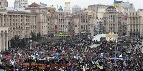Over 300,000 People March In Kiev Against Regime | Activism, Protest, Citizen Movements, Social Justice | Scoop.it