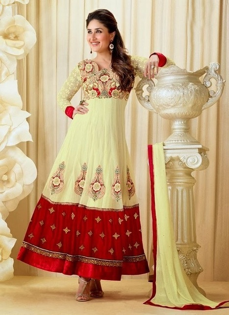 Latest Anarkali frocks | New Collection Of 2014 - ..:: Fashion Wd Passion ::.. | Fashion | Scoop.it