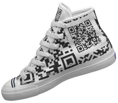 QR Shoes - Qui sait où l'on peut faire ça ? | QRdressCode | Scoop.it